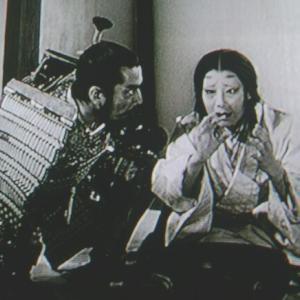 ● マリア・カラスと山田五十鈴 映画:『蜘蛛巣城』(黒澤明監督)