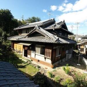 築49年農家屋敷を解体から救いたい! どなたか利用してください! @枚方・大阪