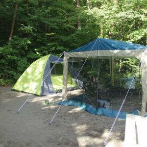 プライベート空間を確保!快適キャンプのためのスクリーンタープ6選+α