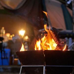 火の粉に強い焚き火チェアでゆったり過ごす!おすすめ6選