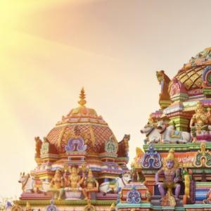 ANAビジネスクラスで 金運アップの旅インド チェンナイへ