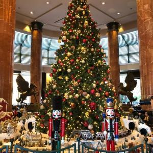 ウエスティンホテル東京で早めのクリスマス気分満喫!