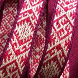 カード織り no.9 〜ハーフターン無しで no.8 と同じ模様を織ってみる〜