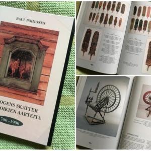 【伝統木工芸の本】Talonpoikien aarteita 〜Pohjanmaa地域の伝統木工家財〜