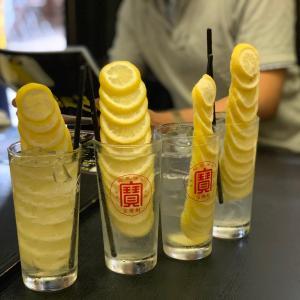 【野毛・ぴおシティ】大人気のレモンサワー(レモンタワー)がおすすめ「魚菜酒房 一休」【昼飲みOK】