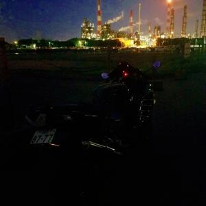工場夜景と撮りたいナ(*´ω`*)