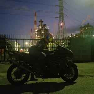 KINGで 工場夜景ナイツー(〃∀〃)♡