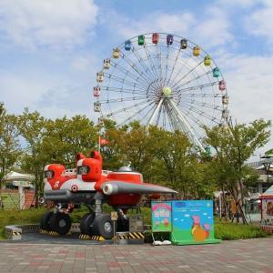 台北の穴場の遊園地~兒童新樂園~