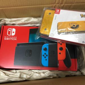 Switch買いました