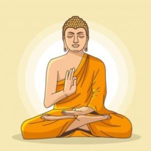 そっとあなたの背中を押してくれる仏陀の名言ベスト10