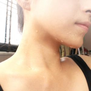 女性野球選手必見 美肌効果 汗を流すとお肌がツルツルに!