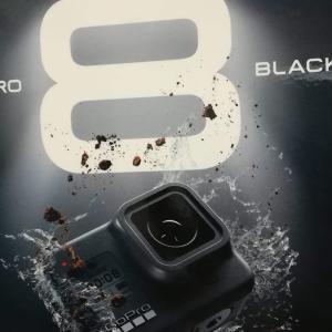 【初心者向け】GoPro HERO8購入後やっておきたい初期設定と基本知識