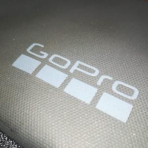 GoPro コンパクトケースのレビュー。耐衝撃性よく収納力は大きいよ