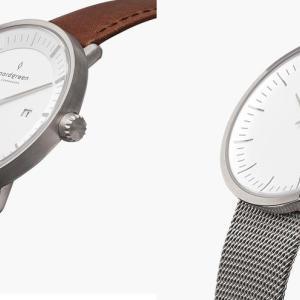 北欧デザインが人気! Nordgreenのスタイリッシュ腕時計