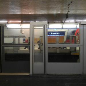 個人旅行でヨーロッパ周遊ハネムーンに行ってみた。⑧2日目:ルーブル美術館への道のり!