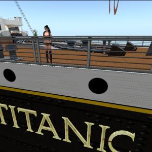 タイタニック号でのダンス/Dance on the Titanic