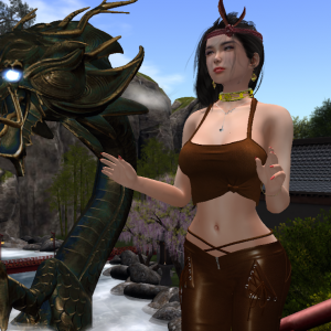 Fantasy Faire Yin Yangに行ってきました。 / Visit the 2021 Fantasy Faire Yin Yang