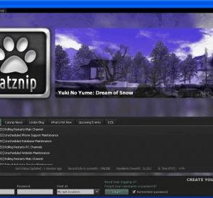 """一番軽いビューアー「Catznip」/ Lightest viewer """"Catznip"""""""