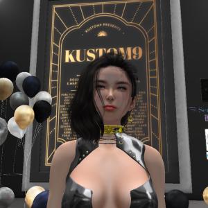 """「kustom9」に来ました。/ I came to """"kustom 9""""."""