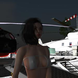 SL最古のアボット空港 / SL oldest Abbot Airport