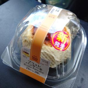 ブリュレパンケーキ