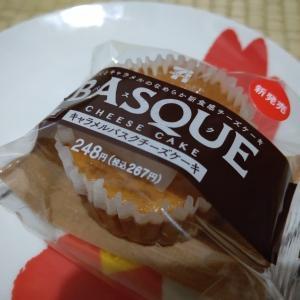 キャラメルバスクチーズケーキ
