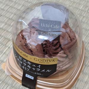 Uchi Café×GODIVA ビスキュイ ショコラキャラメル