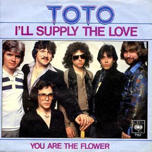 イカすギターソロ TOTO「You Are the Flower 」 スティーブルカサー
