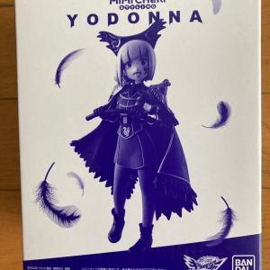 ヨドンナのフィギュアが届きました。