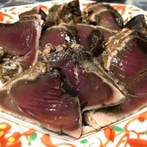 【明神丸】藁焼き鰹たたきがオススメ!戻り鰹の美味しい季節 お取り寄せグルメ・高知県より