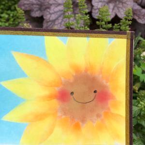 ひまわりの黄色パワーで元気に過ごそう!ミニひまわり栽培セットやひまわりパステルアートを楽しむ~石川県金沢市武蔵町の理容室 【おん】Hair:Relaxation