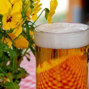 ビールと女体