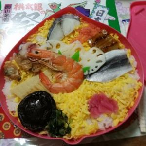 岡山駅の「祭すし」ほか