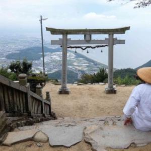 「天空の鳥居」高屋神社 観音寺市三景 ③
