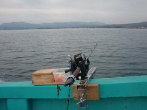 7月5日(日)沖メバル釣りに行く