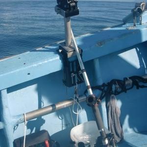 10月18日(日)涌元漁港よりヒラメ釣りで出船