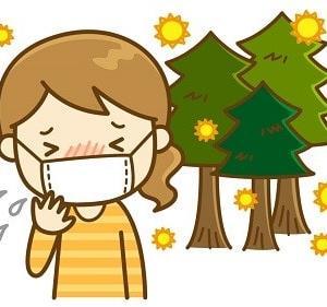 秋も花粉症 くしゃみがでるように!