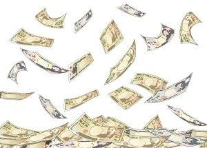宝くじ1億円に当たって夫婦離散