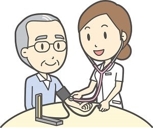 血圧の上下に一喜一憂