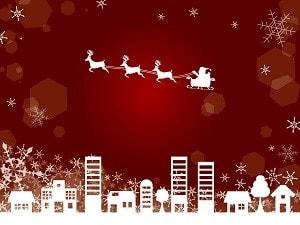 サンタさんの贈り物と親子の願い