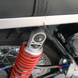 折れたボルトの修理