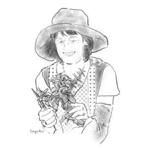 「猫のしっぽカエルの手 2020 夏」自然体のベニシアさんの魅力