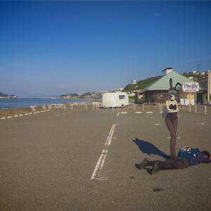 20.05.29-30 野生のバニーガールを探しに行く(江ノ島)