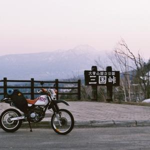 18.04.27- XLR納車ツーリング#2 (小樽-士幌)
