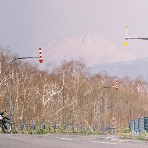2018.05.01 XLR納車ツーリング#4 (日高→浪岡)