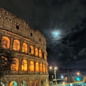 ローマでの休日旅行記