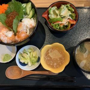 新丸子 えんがわ 昼食 (武蔵小杉ナチュラマーケットの近く)