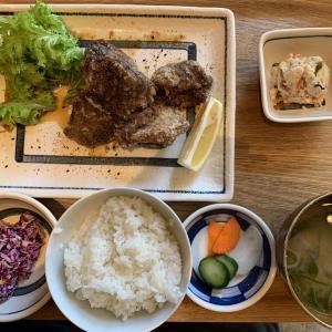 武蔵小杉 臥薪(がしん)の昼ごはん