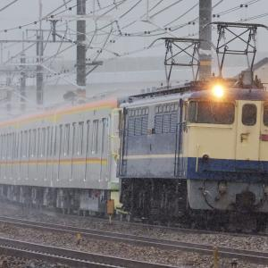 21年8月13日撮影 (東京メトロ17000系甲種輸送:EF65-2139牽引)