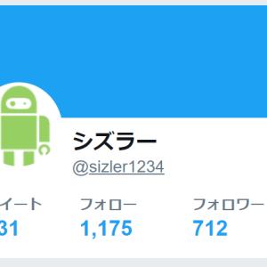 ブログ開始1ヶ月目の記録  PV1000達成!!